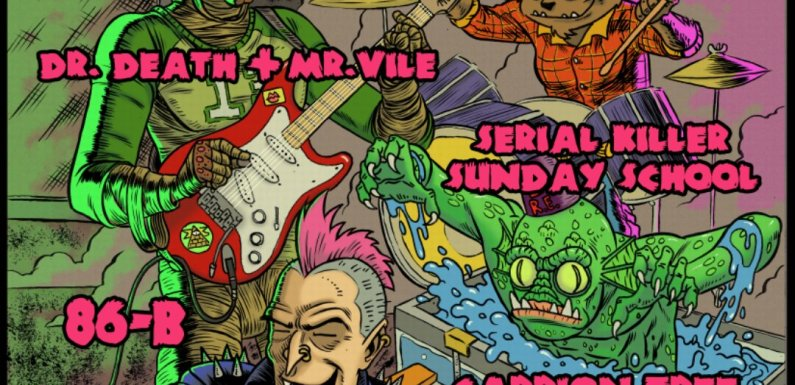 Support Veterans In Trouble and Colorado Monster Madness with Rock Out Jam!