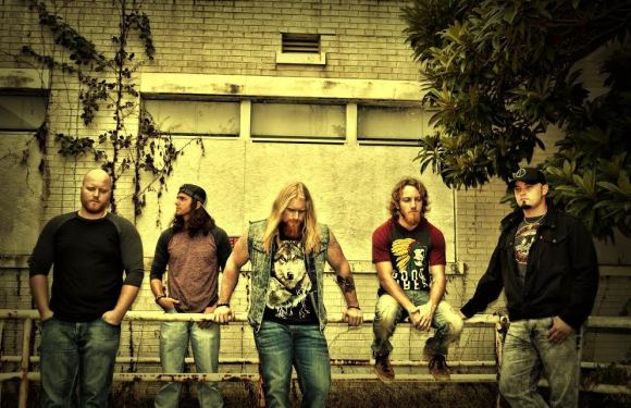 Blacktop Mojo Release Second Track Off 'Burn The Ships' LP
