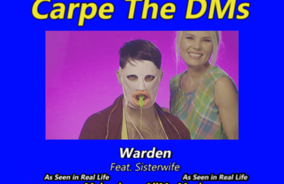 """Warden Teams Up With Sisterwife on Bold and Bizarre New Single and Music Video, """"Carpe The DMs"""""""
