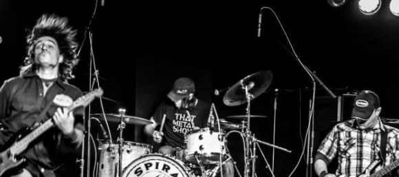 Spiral Crush Release Their Third Album 'Electric Life'