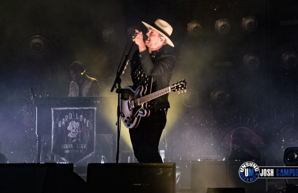 NEEDTOBREATHE – Red Rocks Amphitheatre – Morrison, CO