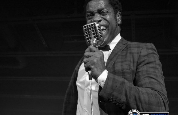 Vintage Trouble at the Black Sheep in Colorado Springs