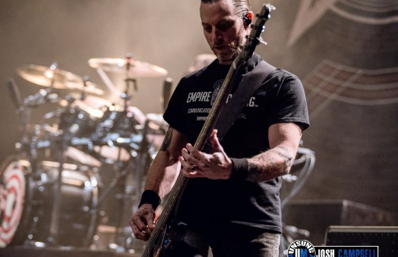 Alter Bridge – Paramount Theater – Denver, Colorado