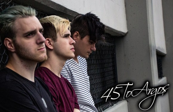 """45 To Argos Spotlight the Tragedy of Mental Illness With Release of Official Music Video for """"Dementia"""""""