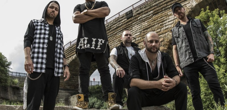 """Fire FIght Release Official Music Video for """"The Ghost Inside"""""""