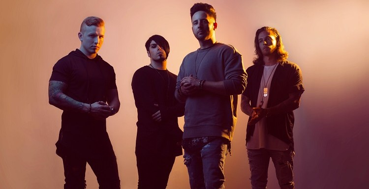 """From Ashes To New Premiere """"Crazy"""" Song and Lyric Video, Prep New Album 'The Future'"""