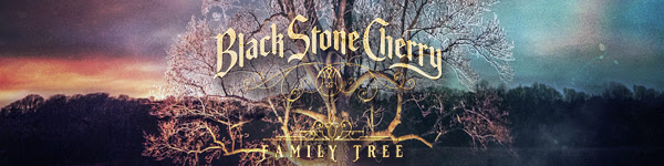 """Black Stone Cherry – New Album """"Family Tree"""" Release Date and New Song Released"""