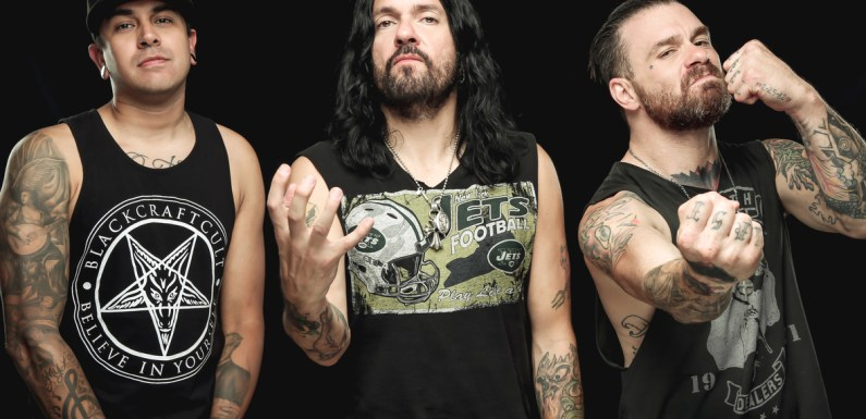 """PRONG Releases Official Music Video for """"Forced Into Tolerance""""!"""