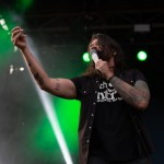 Taking Back Sunday performed at Sculpture Park on August 6.