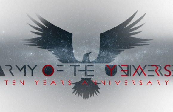 "ARMY OF THE UNIVERSE Release 10th Anniversary Remake EP for ""RESIN"""
