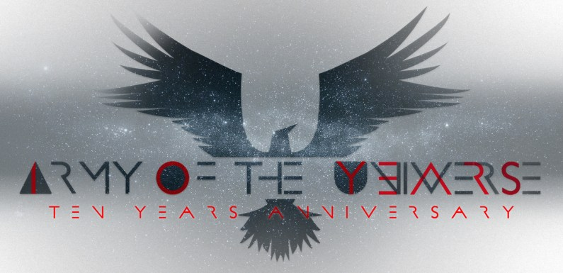 """ARMY OF THE UNIVERSE Release 10th Anniversary Remake EP for """"RESIN"""""""