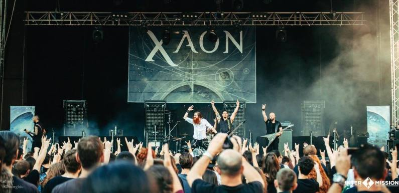"Swiss Dark Metal Band XAON Release Official Music Video for ""Zarathustra""!"