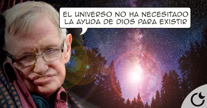 Resultado de imagen de Stephen Hawking dios