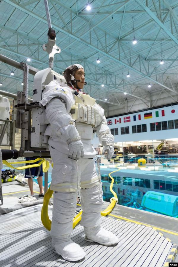 VOA Special English - Want to Be an Astronaut? NASA Could ...