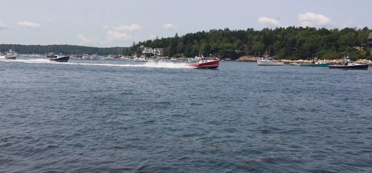 2018 Maine Lobster Boat Races Schedule
