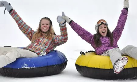 Snow Tubing Parks in Maine 2017-2018 Season