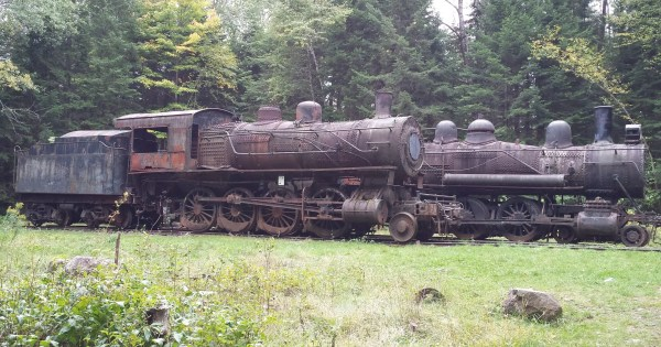 How To Find The Abandoned Locomotives Of The Eagle Lake