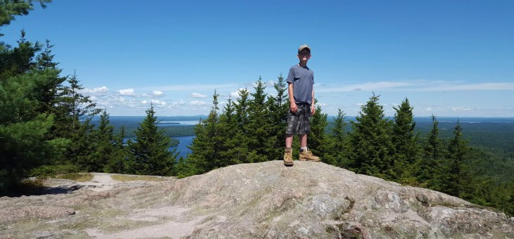 5 Great Family Hikes in Maine