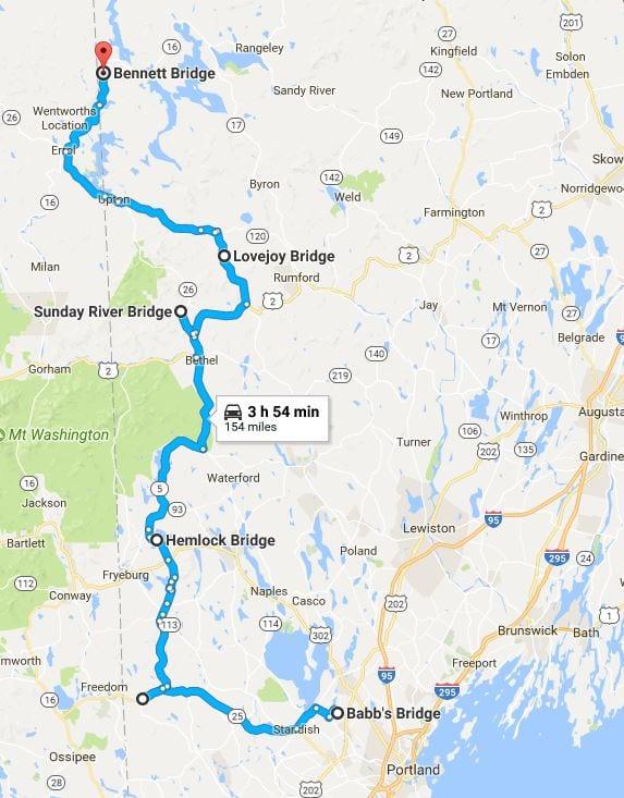 Maine On Map Of Usa New Hampshire Maps And Data Myonlinemapscom Nh - New hampshire on us map