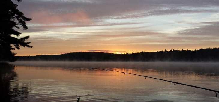 Maine's 2018 Fishing Derby Schedule