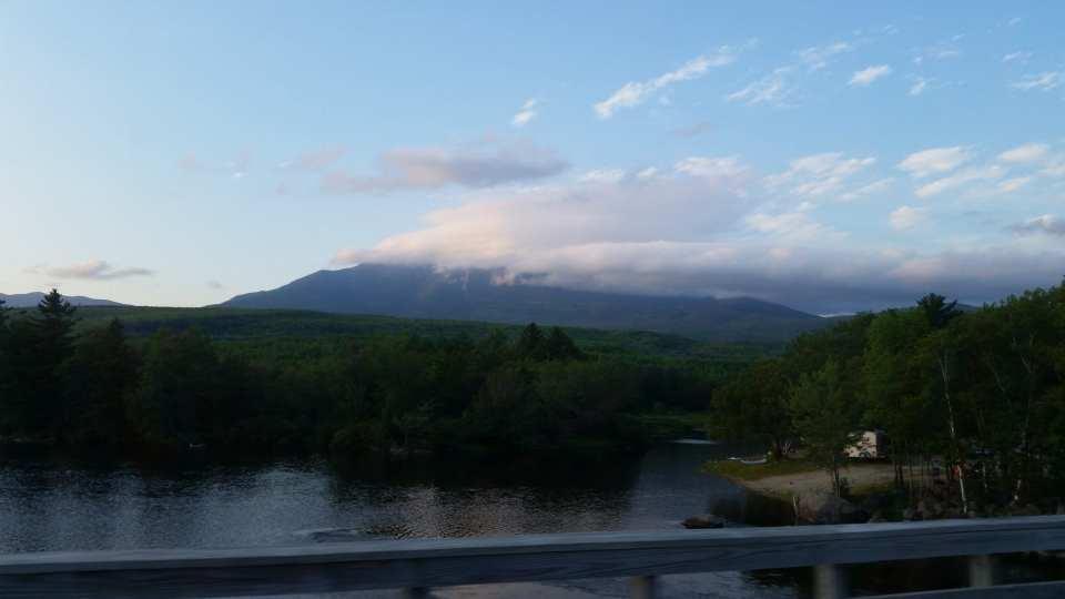 Mt. Katahdin.