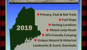 2018-2019 Maine Snowmobile Trail Map - Printed Atlas ... on saco maine, waterville maine, york maine, calais maine, old orchard beach maine, lewiston maine, fort kent maine, google maps maine, moosehead lake maine, madawaska maine, cities in maine, chelsea maine, old town maine, blue hill maine, skowhegan maine, caribou maine, detailed map maine, lowell maine, ellsworth maine, airports in maine,