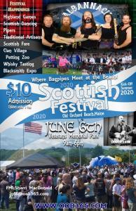 2020 Scottish Festival