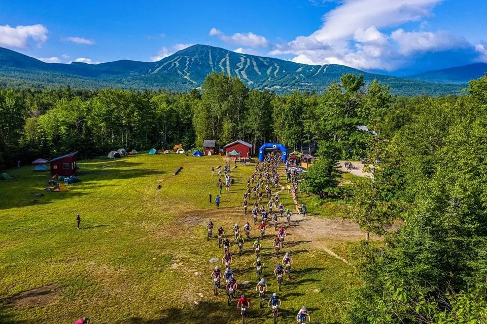 Carrabassett Backcountry Cycle Challenge