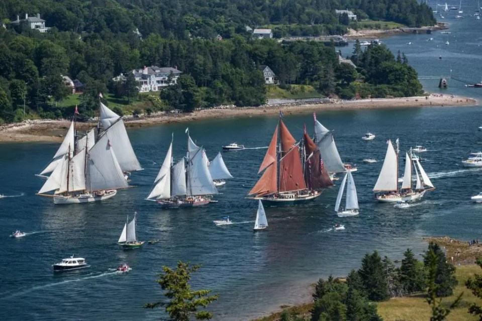 Maine Windjammer Assocation