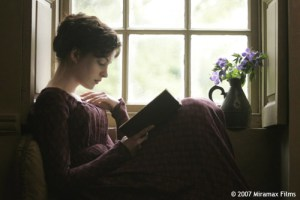 dal film Becoming Jane, 2007 (Eagle Pictures)