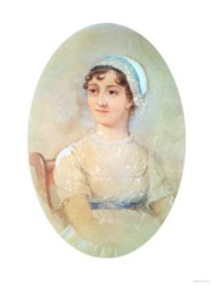 Jane Auten portrait