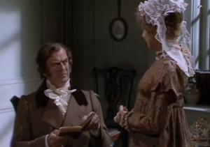 Moray Watson è Mr Bennet