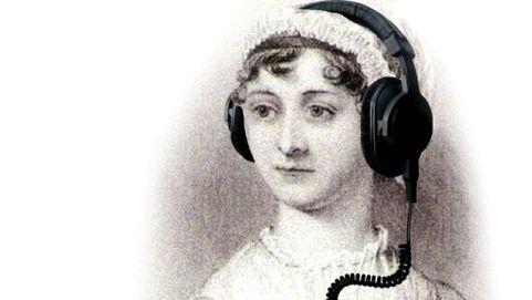 Jane Austen audiolibro