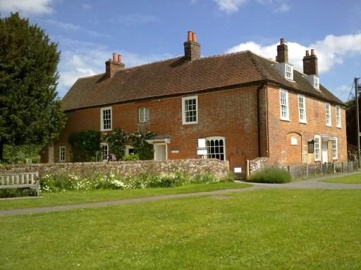 Chawton, Jane Austen's house museum