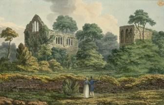 Netley Abbey, Southampton, 1810