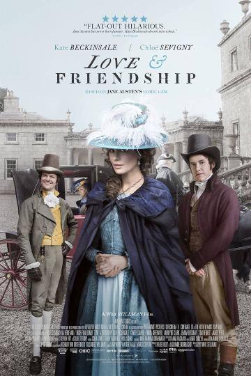 Love & Friendship, Whit Stillman, 2016