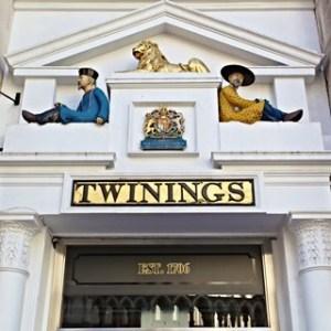 Twinings, Strand, London