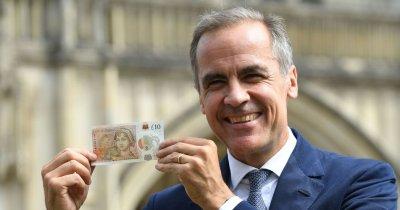 Jane Austen Banknote, Mark Carney