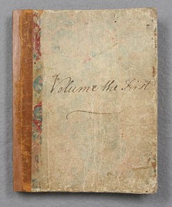Juvenilia, Volume the first, Jane Austen