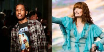 ASAP Rocky - Florence Welch