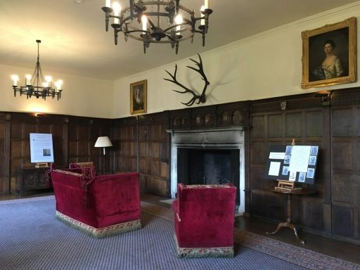 Chawton House, The Great Hall