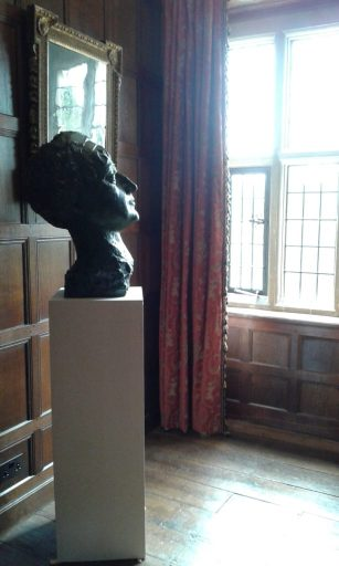 Chawton House, Reading Alcove 2017