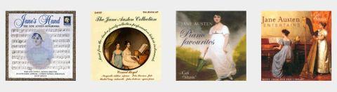 MLOL CD musicali Jane Austen