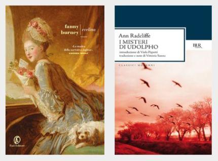MLOL, ebook Jane Austen - romanzi di Fanny Burney e Ann Radcliffe