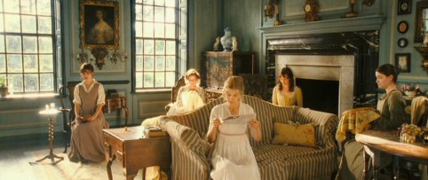 Pride and prejudice, film, 2005