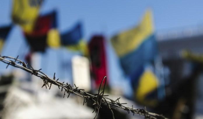 Eingegrenztes Wachstum: Die Ukraine-Krise verunsichert die Wirtschaft.
