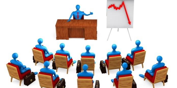 Personalführung in der Krise: Ist die Zielsetzung allen Beteiligten klar, wird die Restrukturierung eher von der Belegschaft mitgetragen.