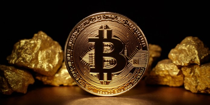 Bitcoin-Boom: Teilweise wird von