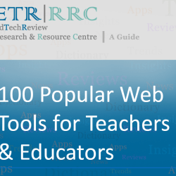 Guide to Web 2.0 tools from Priyanka Gupta and EdTech Review