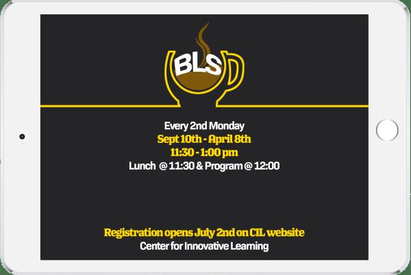 Blended Learning Sries web banner